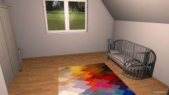 Raumgestaltung Robinszimmer in der Kategorie Kinderzimmer
