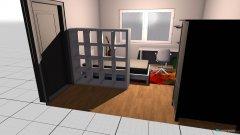 Raumgestaltung rohans Zimmer in der Kategorie Kinderzimmer