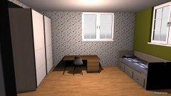 Raumgestaltung romans4 in der Kategorie Kinderzimmer