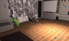 Raumgestaltung Room 1 in der Kategorie Kinderzimmer