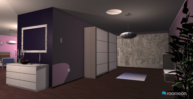 Raumgestaltung room sweet room in der Kategorie Kinderzimmer