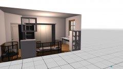 Raumgestaltung room1 in der Kategorie Kinderzimmer