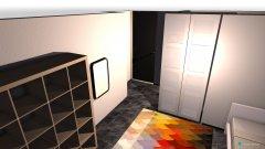 Raumgestaltung Salome und Bad in der Kategorie Kinderzimmer