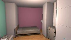 Raumgestaltung Sandras Zimmer in der Kategorie Kinderzimmer