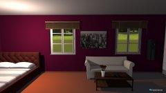 Raumgestaltung Sandys Zimmer in der Kategorie Kinderzimmer