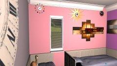 Raumgestaltung Sariya Mina in der Kategorie Kinderzimmer