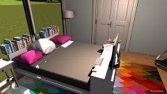 Raumgestaltung Schlafzimmer 1 in der Kategorie Kinderzimmer
