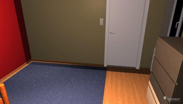 Raumgestaltung Schlafzimmer 3 in der Kategorie Kinderzimmer