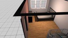 Raumgestaltung schlafzimmerkinderzimmer in der Kategorie Kinderzimmer