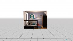 Raumgestaltung Schwachhauser Heer 245 c in der Kategorie Kinderzimmer