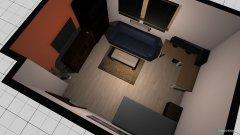 Raumgestaltung Selbstgestaltung Jugendzimmer in der Kategorie Kinderzimmer