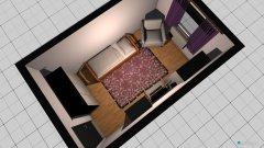 Raumgestaltung Selina Zimmer in der Kategorie Kinderzimmer