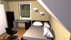 Raumgestaltung Selli Zimmer in der Kategorie Kinderzimmer
