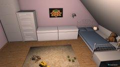 Raumgestaltung SF in der Kategorie Kinderzimmer