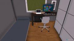 Raumgestaltung Simon in der Kategorie Kinderzimmer
