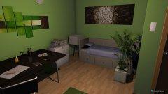 Raumgestaltung Sophie`s Zimmer in der Kategorie Kinderzimmer