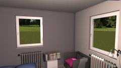 Raumgestaltung Sorana2 in der Kategorie Kinderzimmer