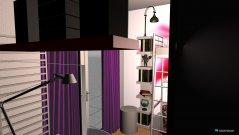 Raumgestaltung Soraya neues Zimmer in der Kategorie Kinderzimmer