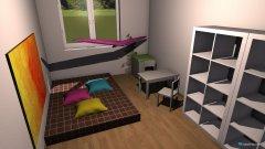 Raumgestaltung Spielzimmer in der Kategorie Kinderzimmer