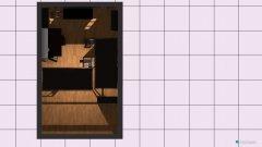 Raumgestaltung Svärta Hochbetten in der Kategorie Kinderzimmer