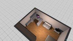 Raumgestaltung TallisZimmer123123 in der Kategorie Kinderzimmer