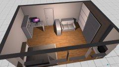 Raumgestaltung TallisZimmer in der Kategorie Kinderzimmer