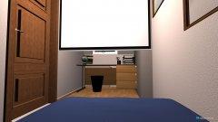 Raumgestaltung teenie room in der Kategorie Kinderzimmer