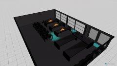 Raumgestaltung Teppan fusion in der Kategorie Kinderzimmer