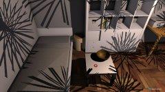 Raumgestaltung Tess' Zimmer in der Kategorie Kinderzimmer