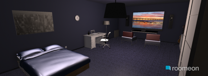 Raumgestaltung the amazing room in der Kategorie Kinderzimmer