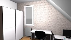 Raumgestaltung Timo in der Kategorie Kinderzimmer