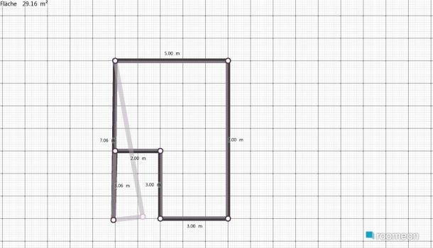 Raumgestaltung Timos Zimmer ab 1.1.2030 in der Kategorie Kinderzimmer