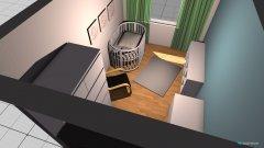 Raumgestaltung Tobi Zimmer in der Kategorie Kinderzimmer