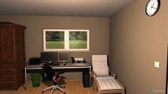 Raumgestaltung Tom´s Zimmer in der Kategorie Kinderzimmer