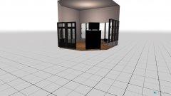 Raumgestaltung Tramdecke in der Kategorie Kinderzimmer