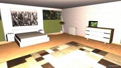 Raumgestaltung Traumzimmer in der Kategorie Kinderzimmer