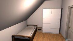 Raumgestaltung UW 9 John's Zimmer in der Kategorie Kinderzimmer