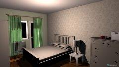 Raumgestaltung V Bažantnici dětský pokoj in der Kategorie Kinderzimmer