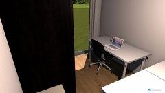 Raumgestaltung Vanessa_Neues_Zimmer in der Kategorie Kinderzimmer