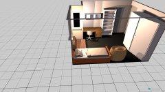 Raumgestaltung Varenka_Zimmer in der Kategorie Kinderzimmer