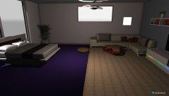Raumgestaltung Vivi Zimmer in der Kategorie Kinderzimmer
