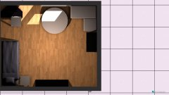 Raumgestaltung Vivi in der Kategorie Kinderzimmer