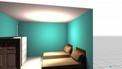 Raumgestaltung walaa kid room in der Kategorie Kinderzimmer