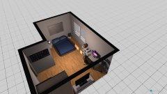 Raumgestaltung Wg Zimmer 1 Bsp in der Kategorie Kinderzimmer