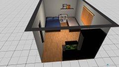 Raumgestaltung Will's room in der Kategorie Kinderzimmer