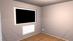 Raumgestaltung Wohnung 1 in der Kategorie Kinderzimmer