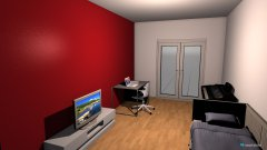 Raumgestaltung Wohnung3 in der Kategorie Kinderzimmer