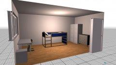 Raumgestaltung Wohnung4 in der Kategorie Kinderzimmer
