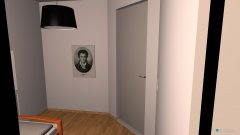 Raumgestaltung Yanns Zimmer in der Kategorie Kinderzimmer