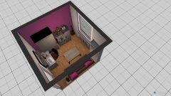 Raumgestaltung yaras room in der Kategorie Kinderzimmer